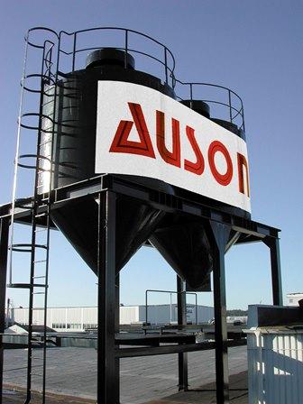 Знакомство с концерном AUSON AB (Швеция)